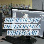 developing video game