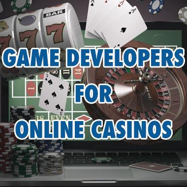 game developers online casino
